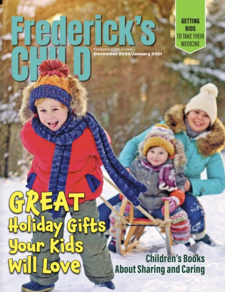 NAPPA Award winners featured in the holiday gift guide