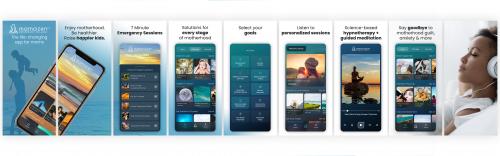 MamaZen App is a winner of 2021 NAPPA Awards