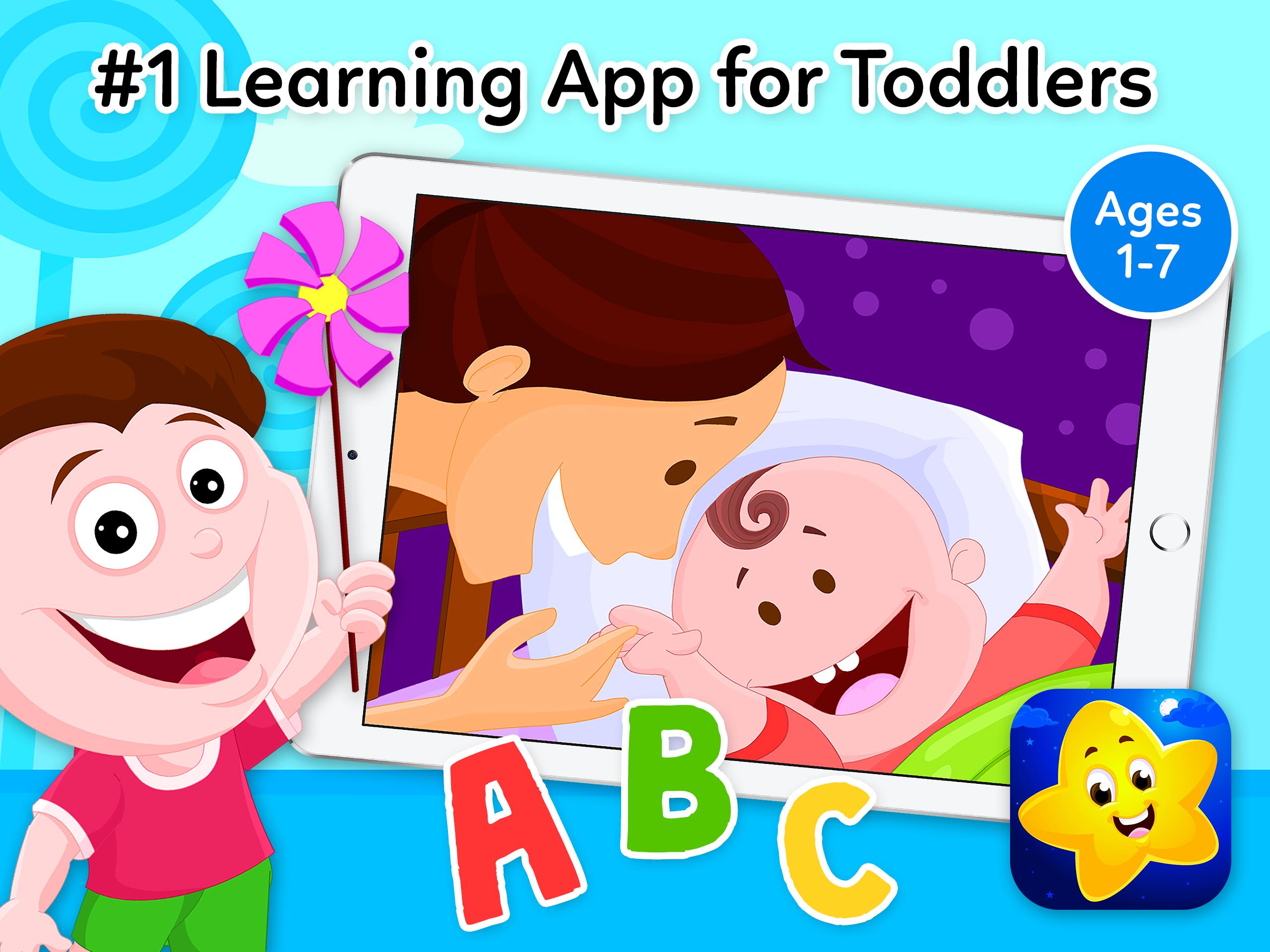 KidloLand Educational App