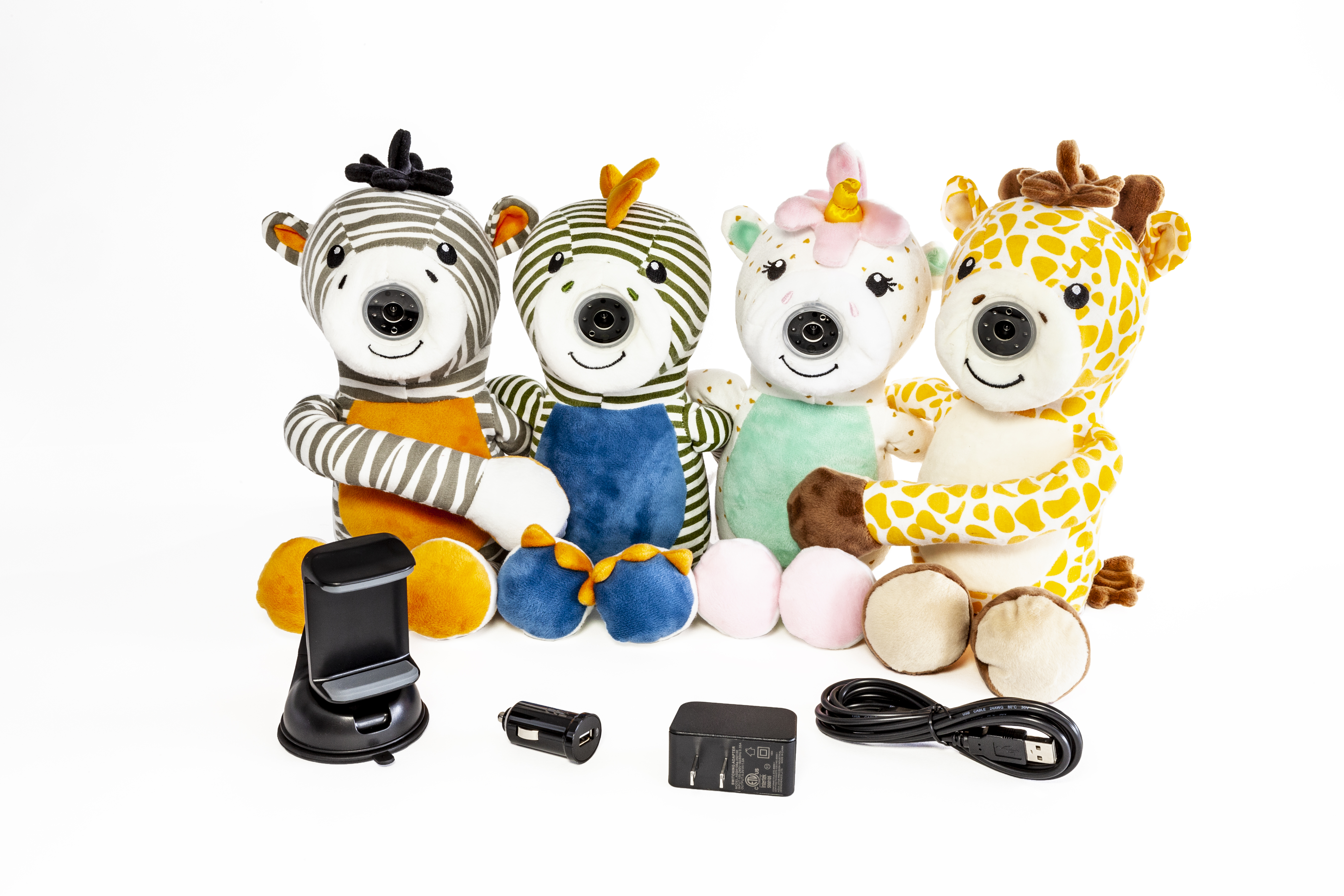 zooby Car and Home Baby Monitor