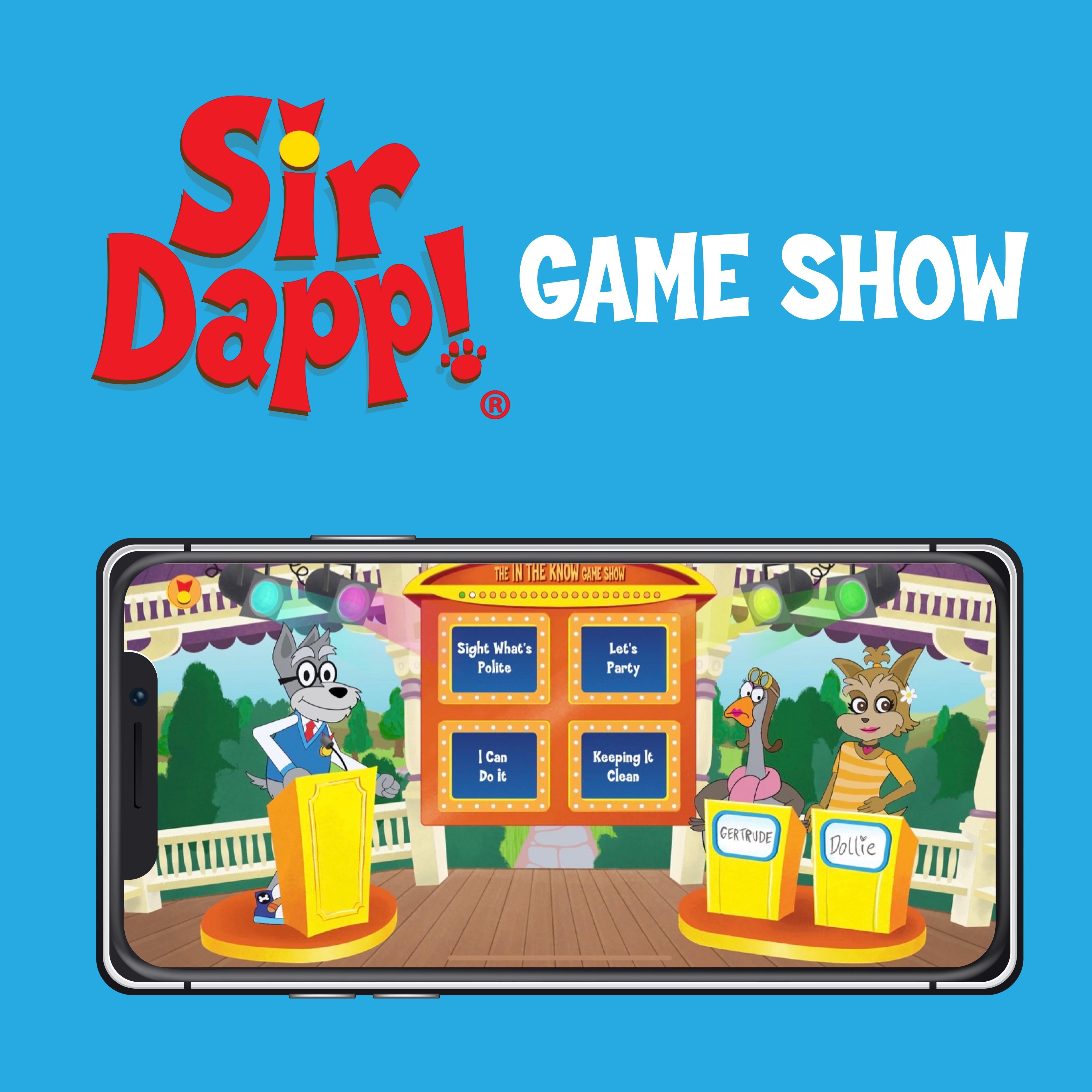 Sir Dapp! Game Show
