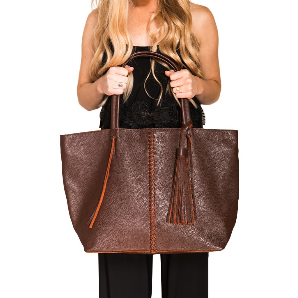 Frankie Cameron Braid Bag