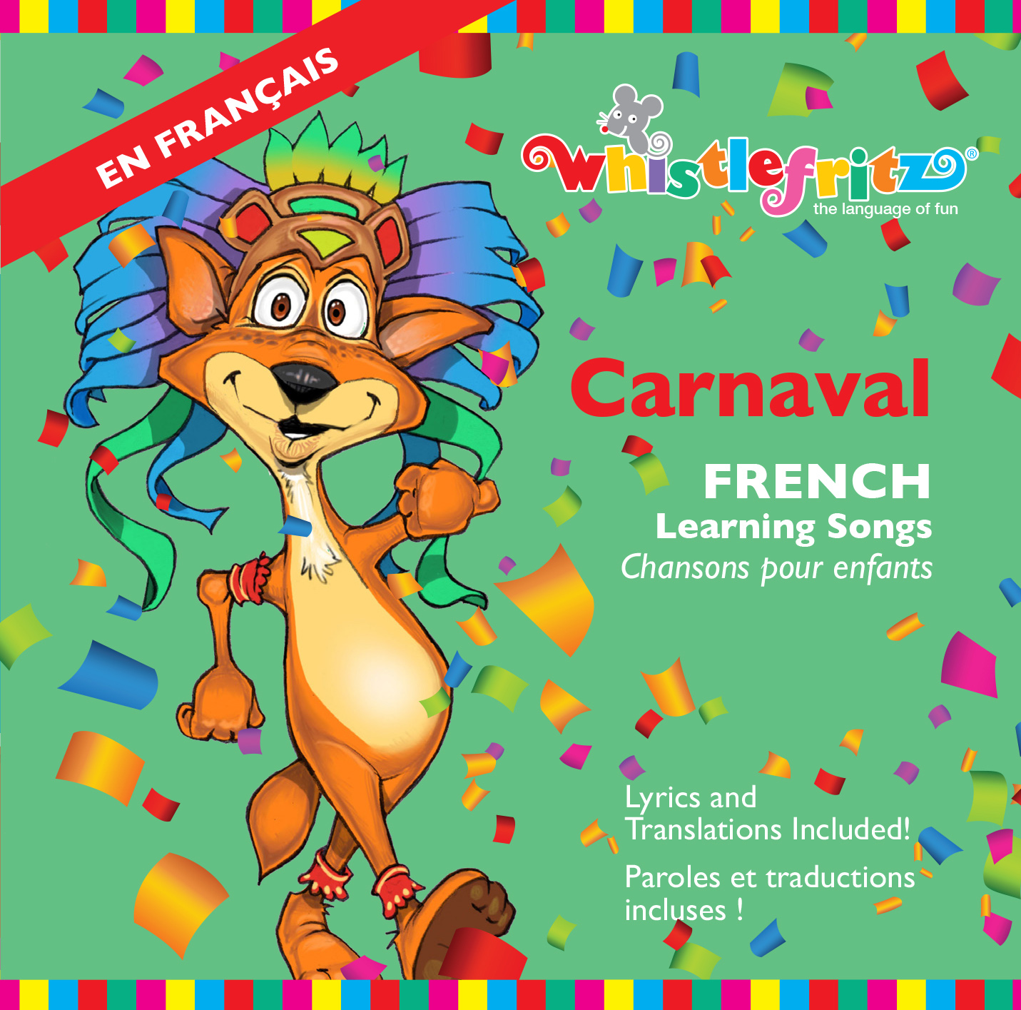 CARNAVAL — French Learning Songs