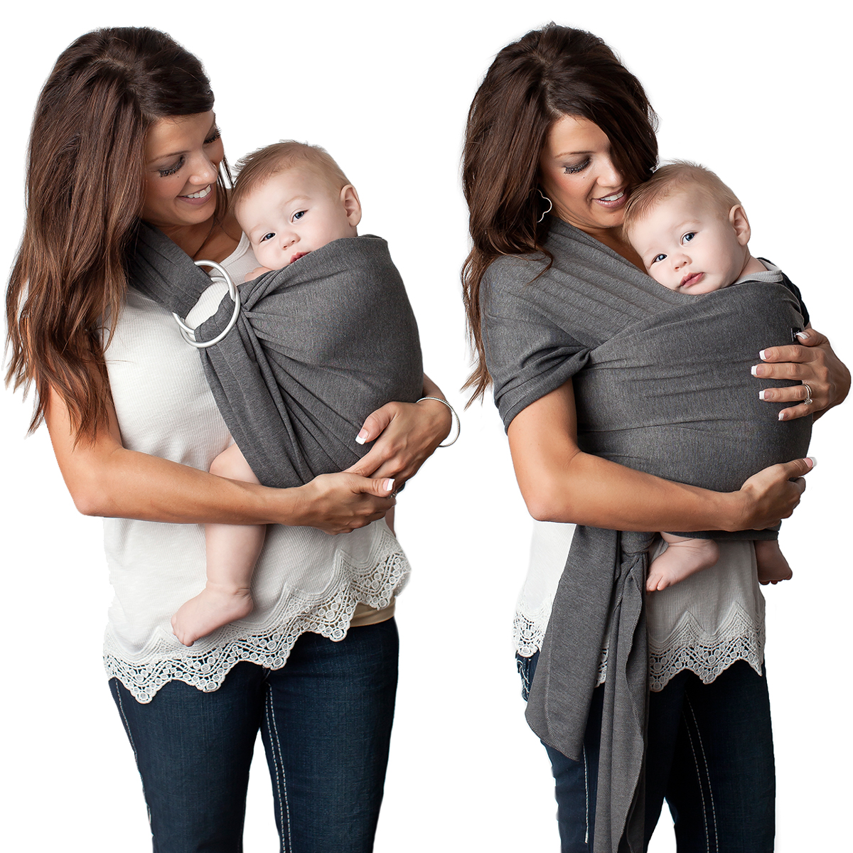 Baby Wrap and Ring Sling