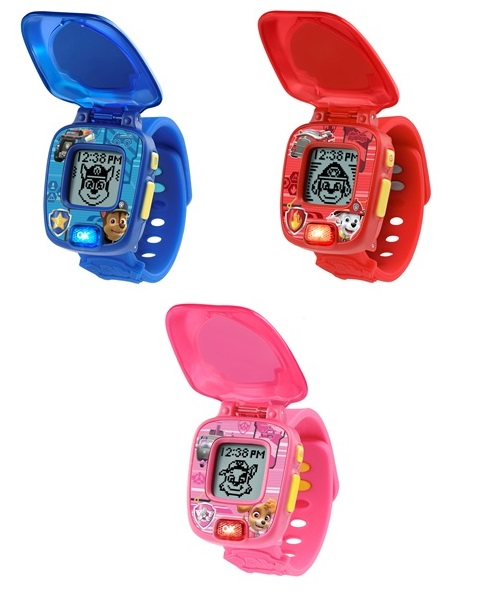 PAW Patrol Learning Watch (Chase, Marshall, Skye)