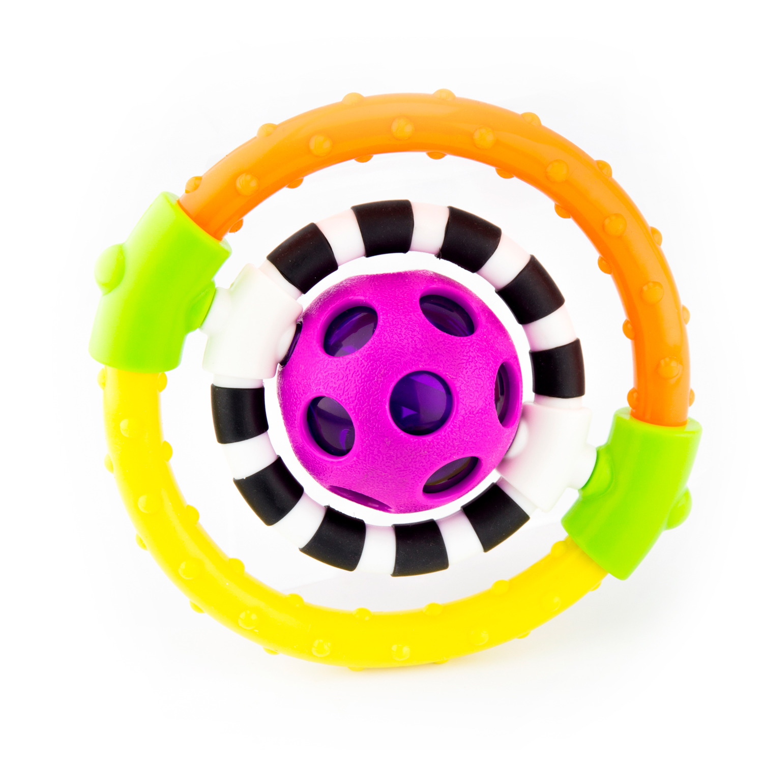 Spin & Chew Ring Rattle