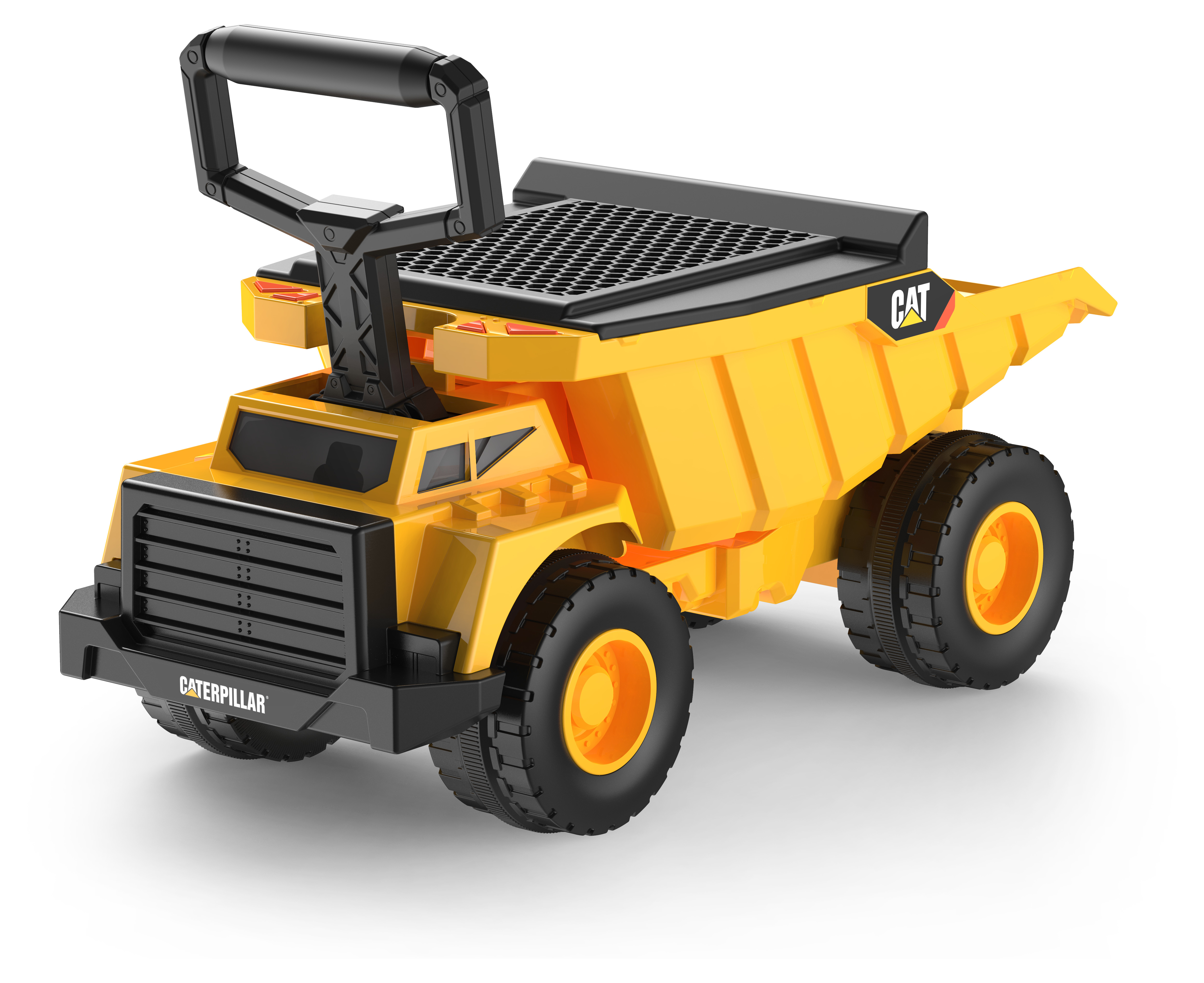 Kid Trax CAT Shovel and Sift Dump Truck Activity Ride-0n