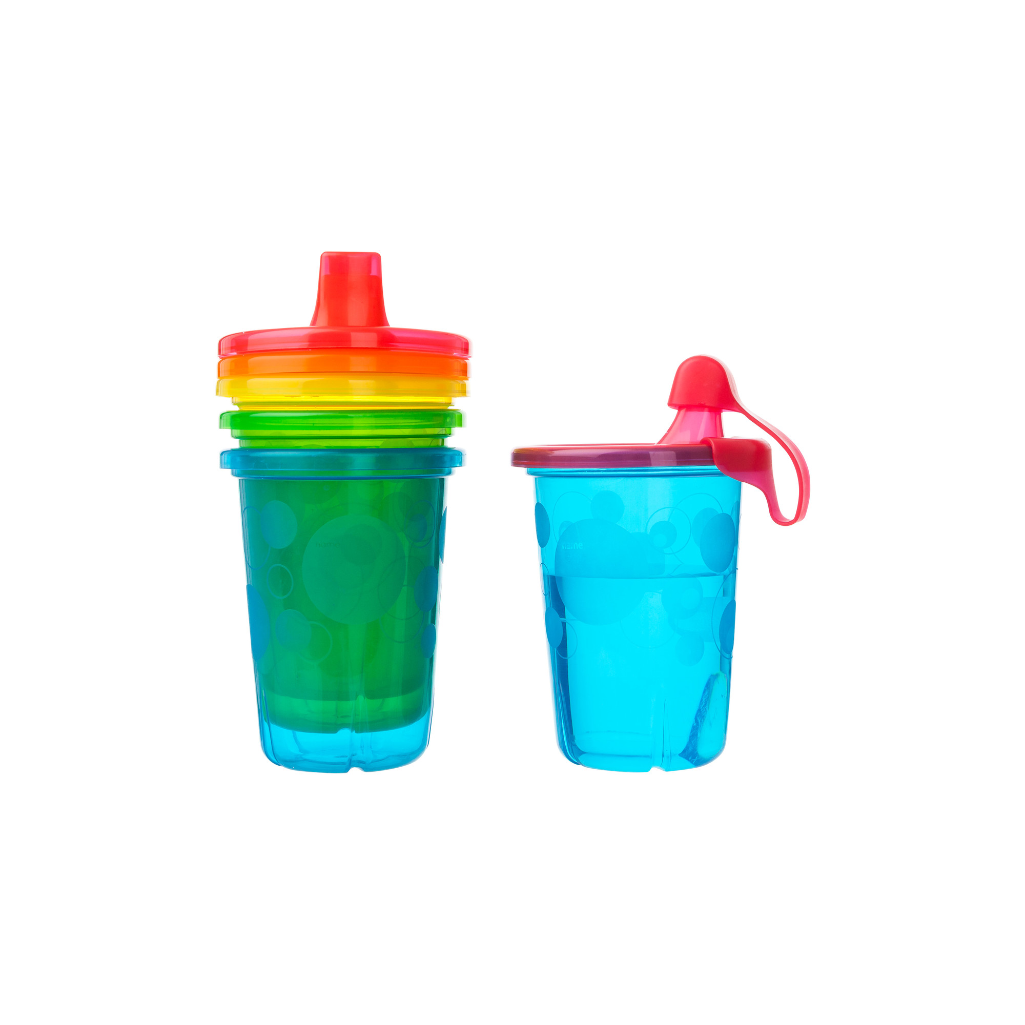Take & Toss Sippy Cups 10 Oz – 4 Pack
