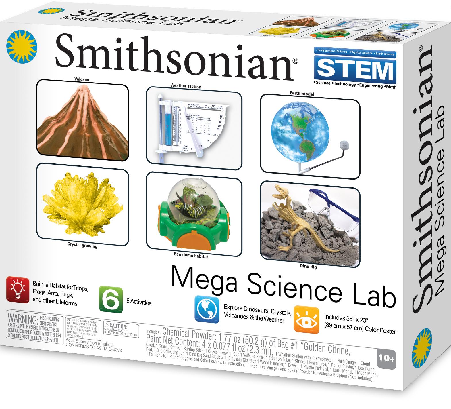 Smithsonian Mega Science Lab