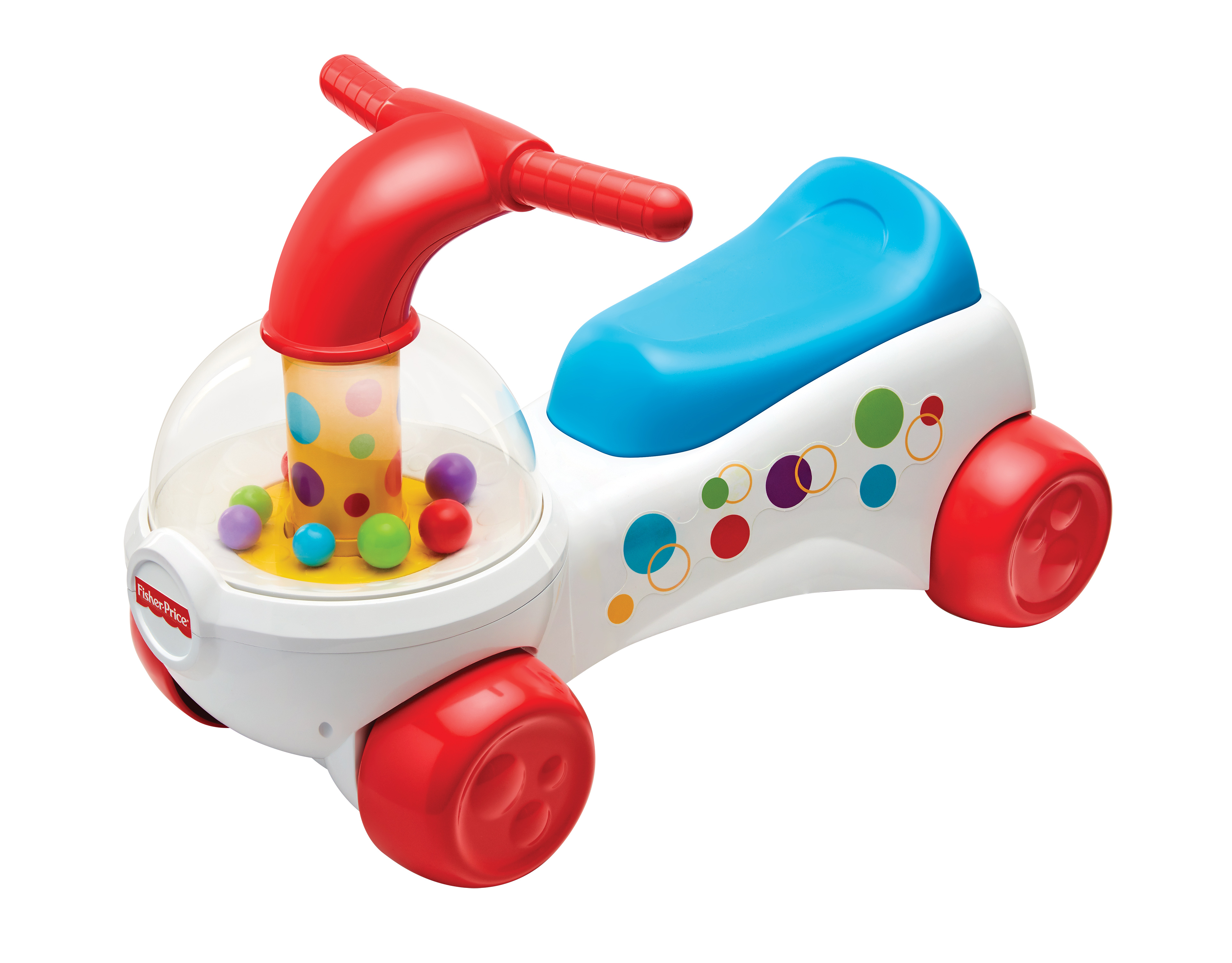 Fisher Price Corn Popper Ride On