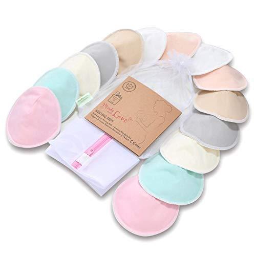 Keababies Breastfeeding Nursing Pads – 14 piece pack