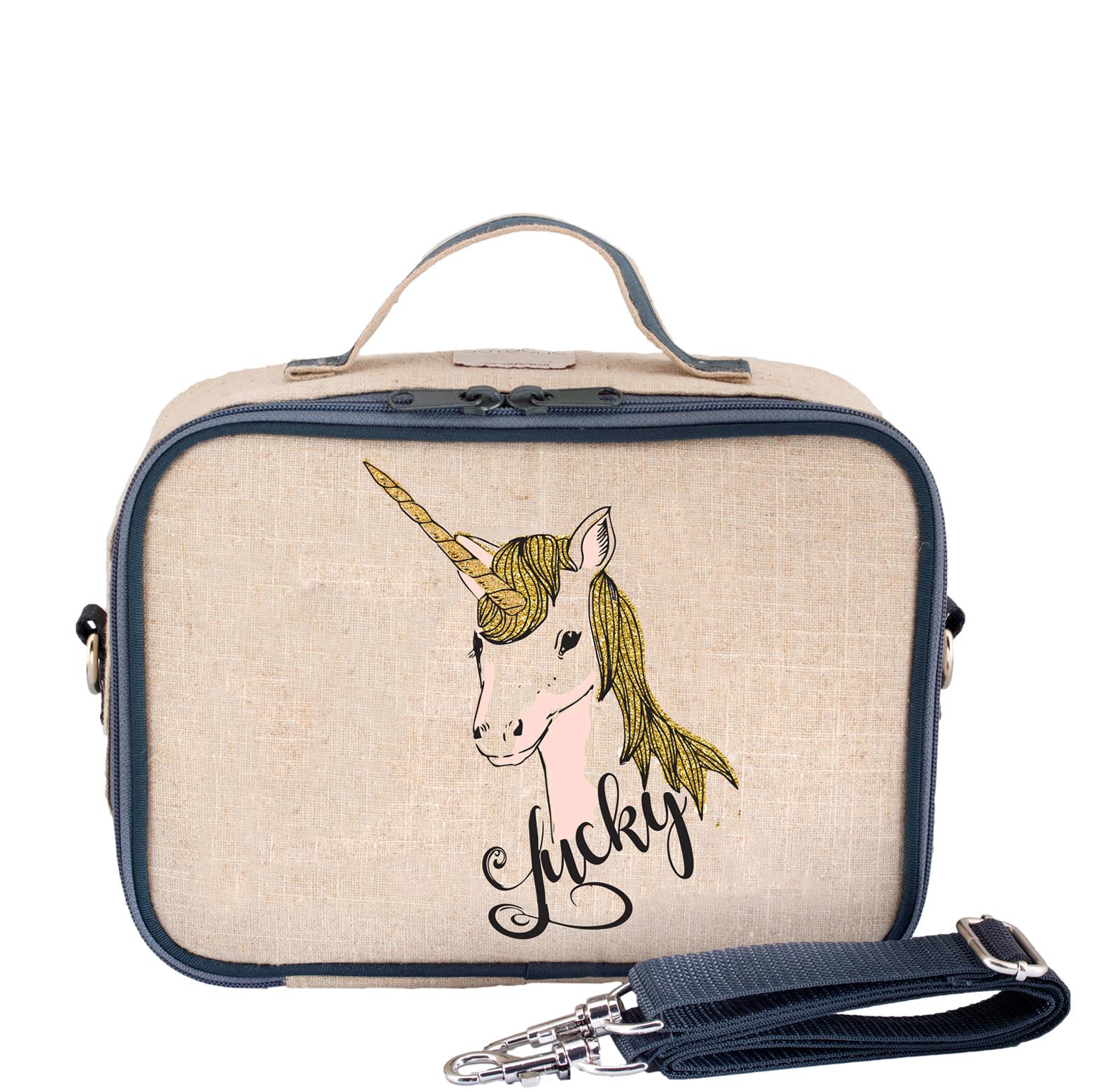 Lucky Unicorn Lunch Box