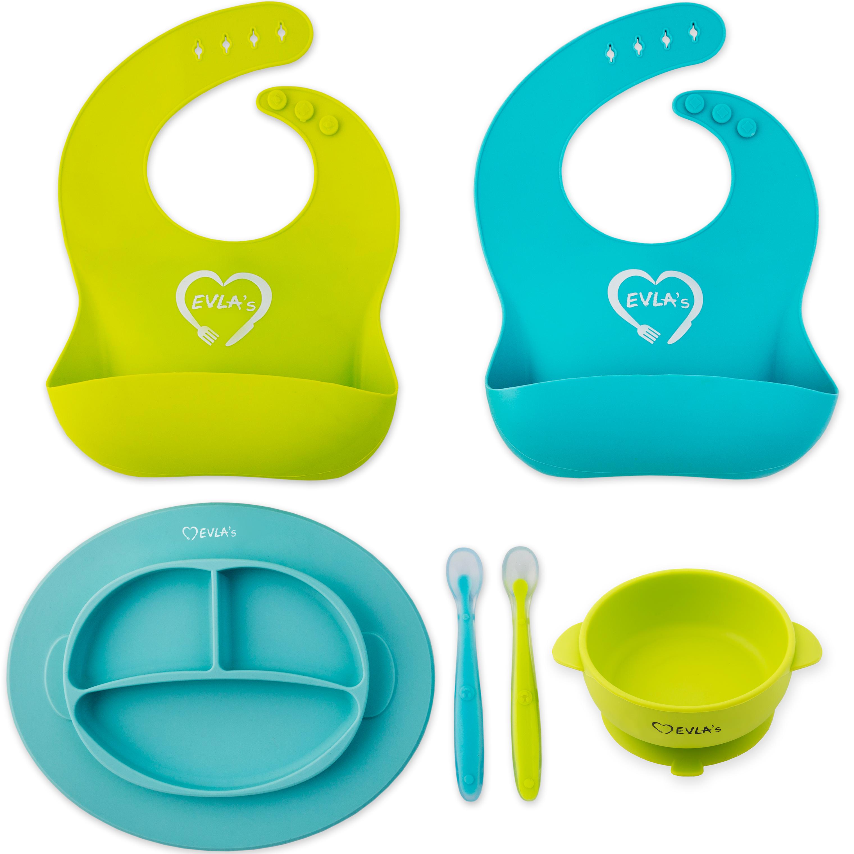 EVLA's Complete Baby Feeding Set