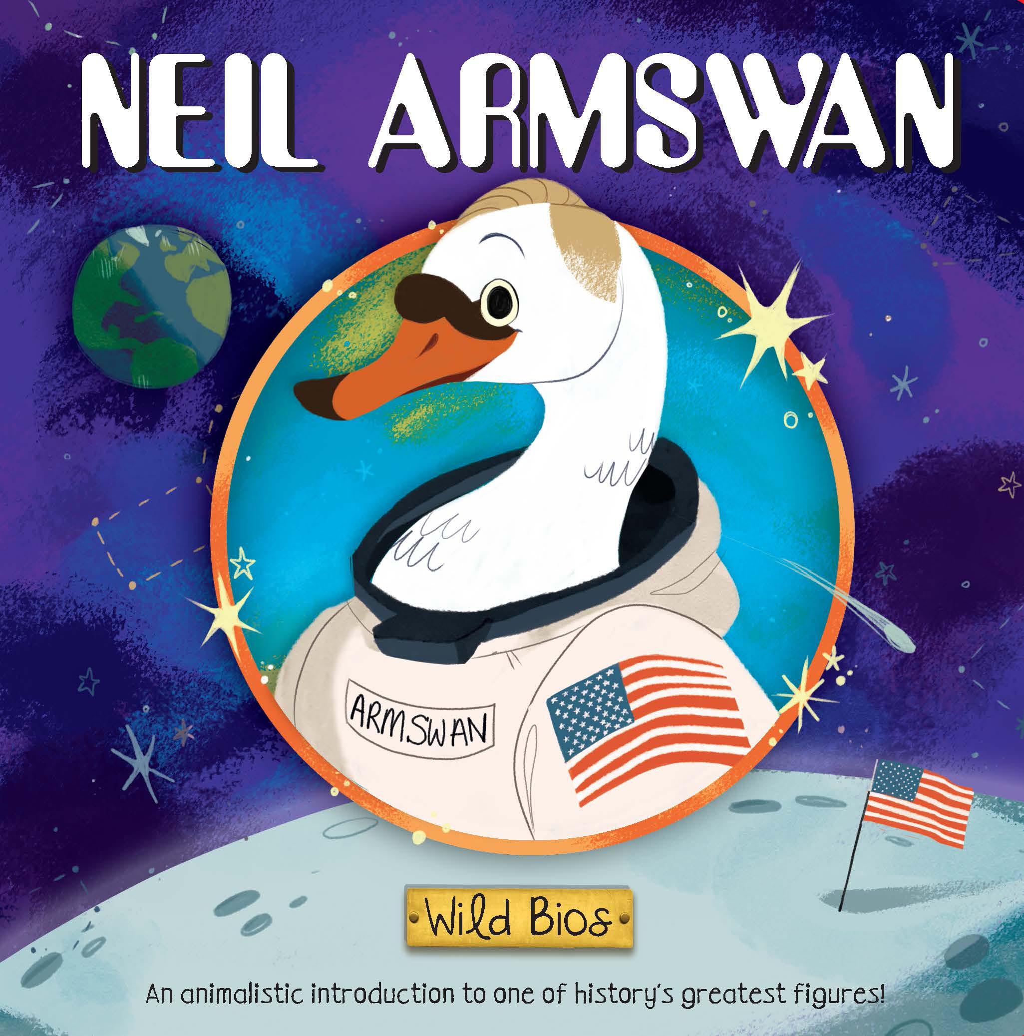 Wild Bios: Neil Armswan