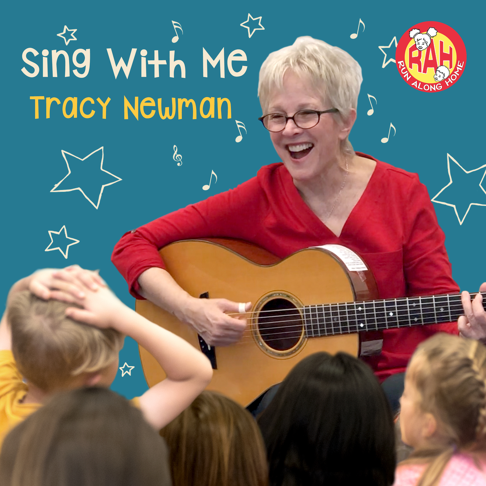 Sing With Me by Tracy Newman
