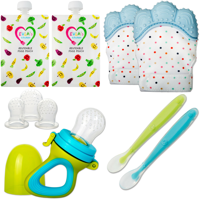 Teething & Feeding Set