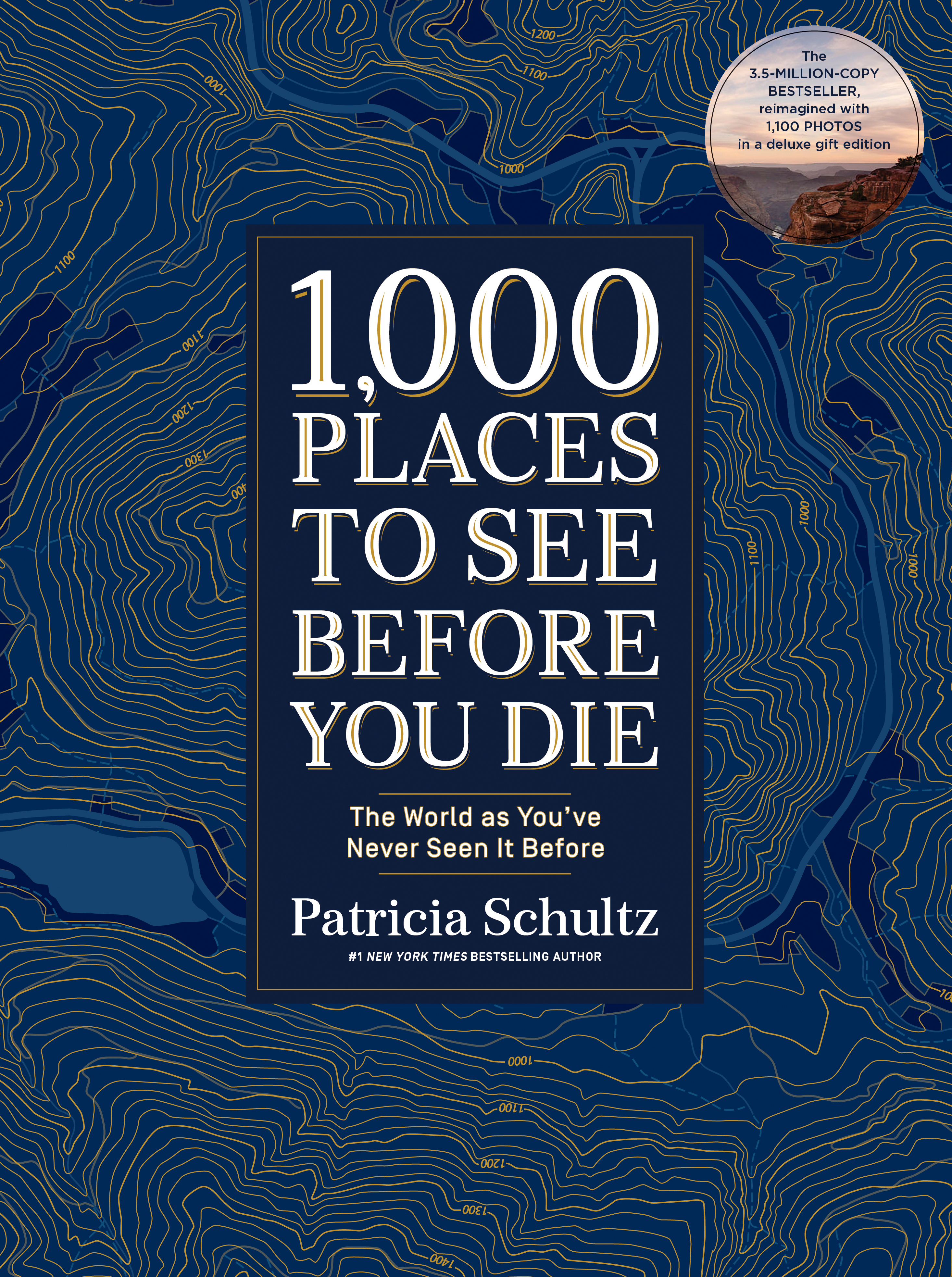 1,000 Places to See Before You Die 2021 Boxed Calendar | BIG W