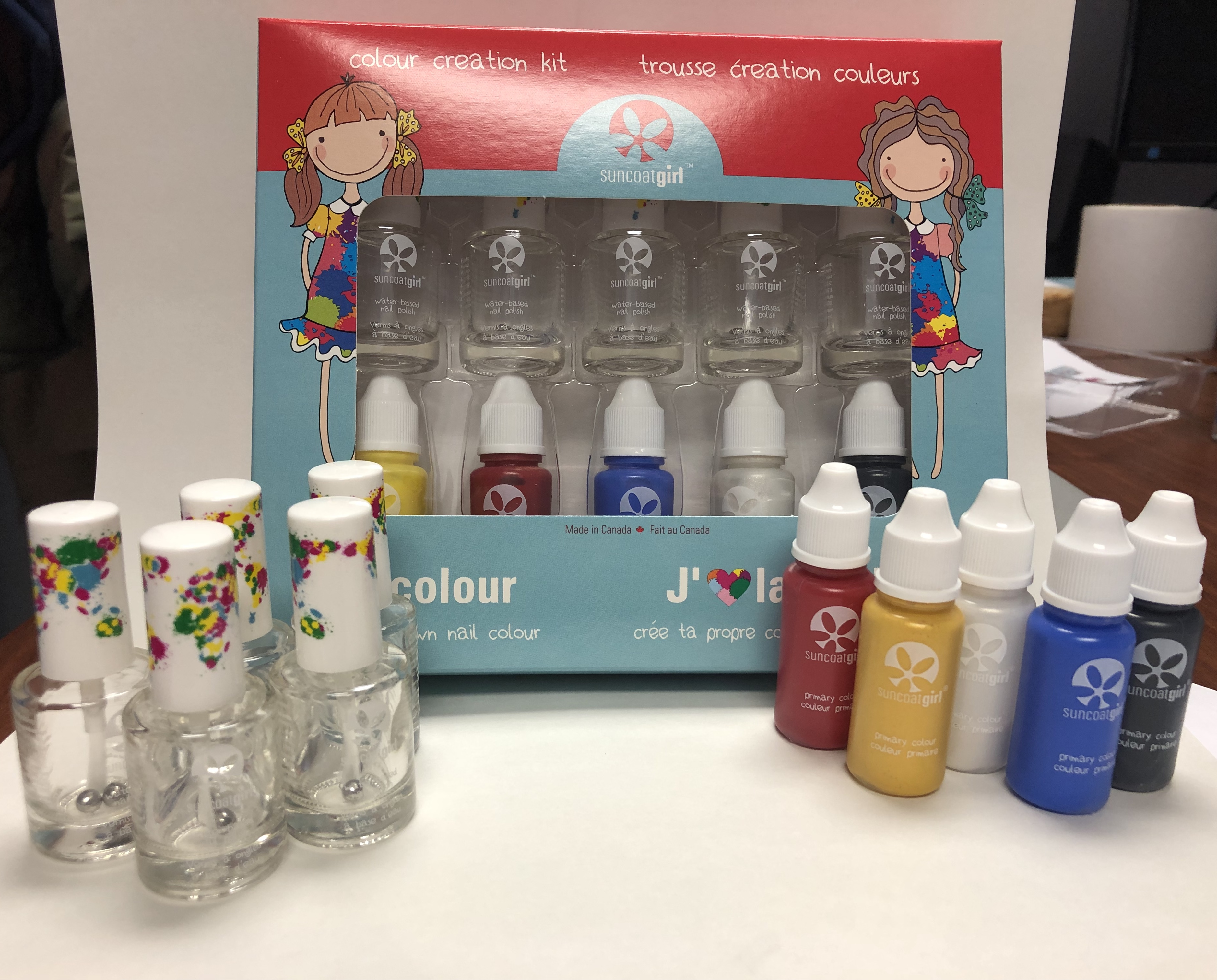 Colour Creating Kit