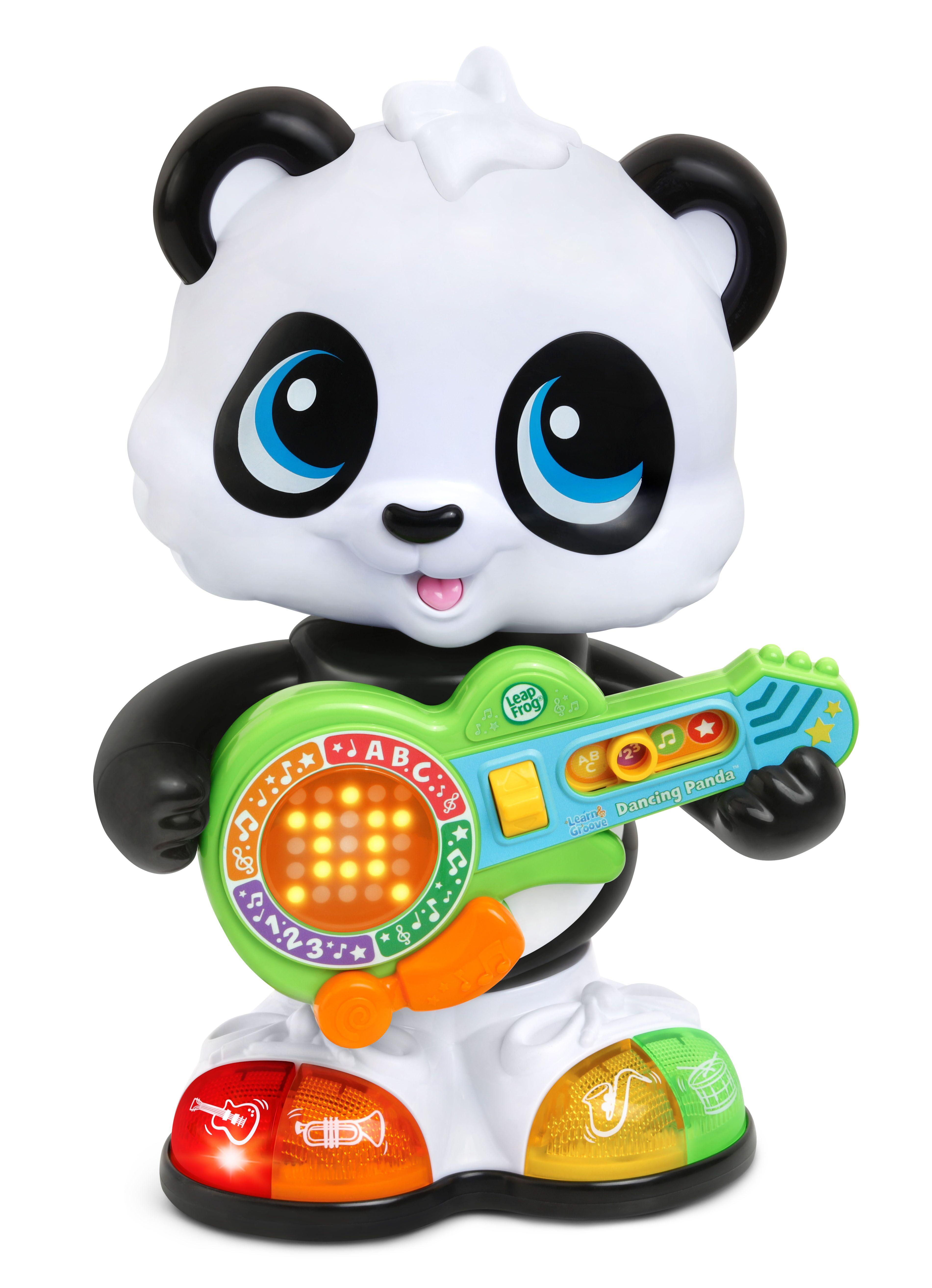 Learn & Groove Dancing Panda
