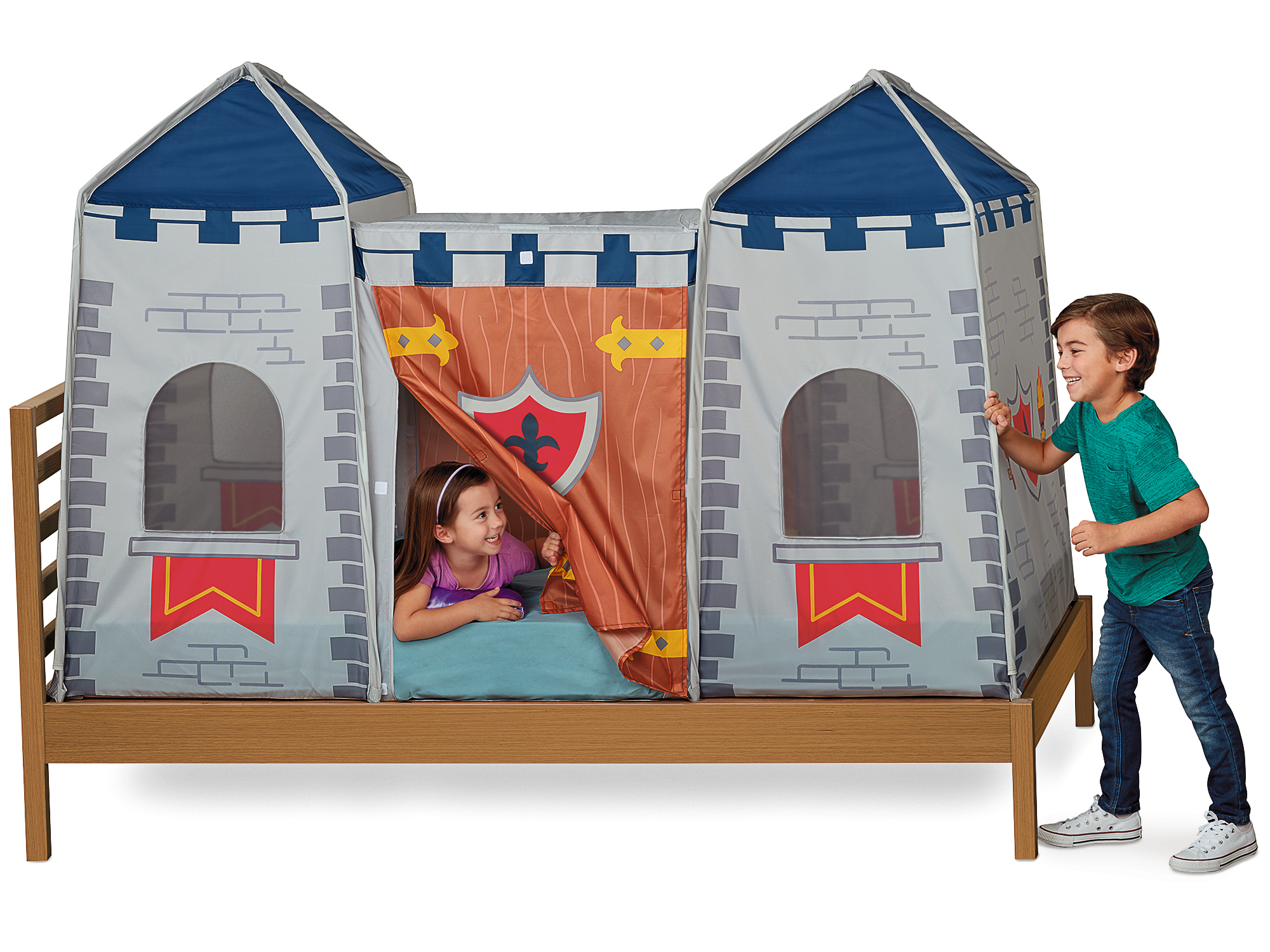 Magical Castle Bed Tent