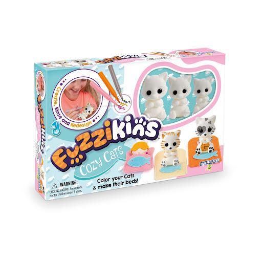 Fuzzikins Cozy Cats