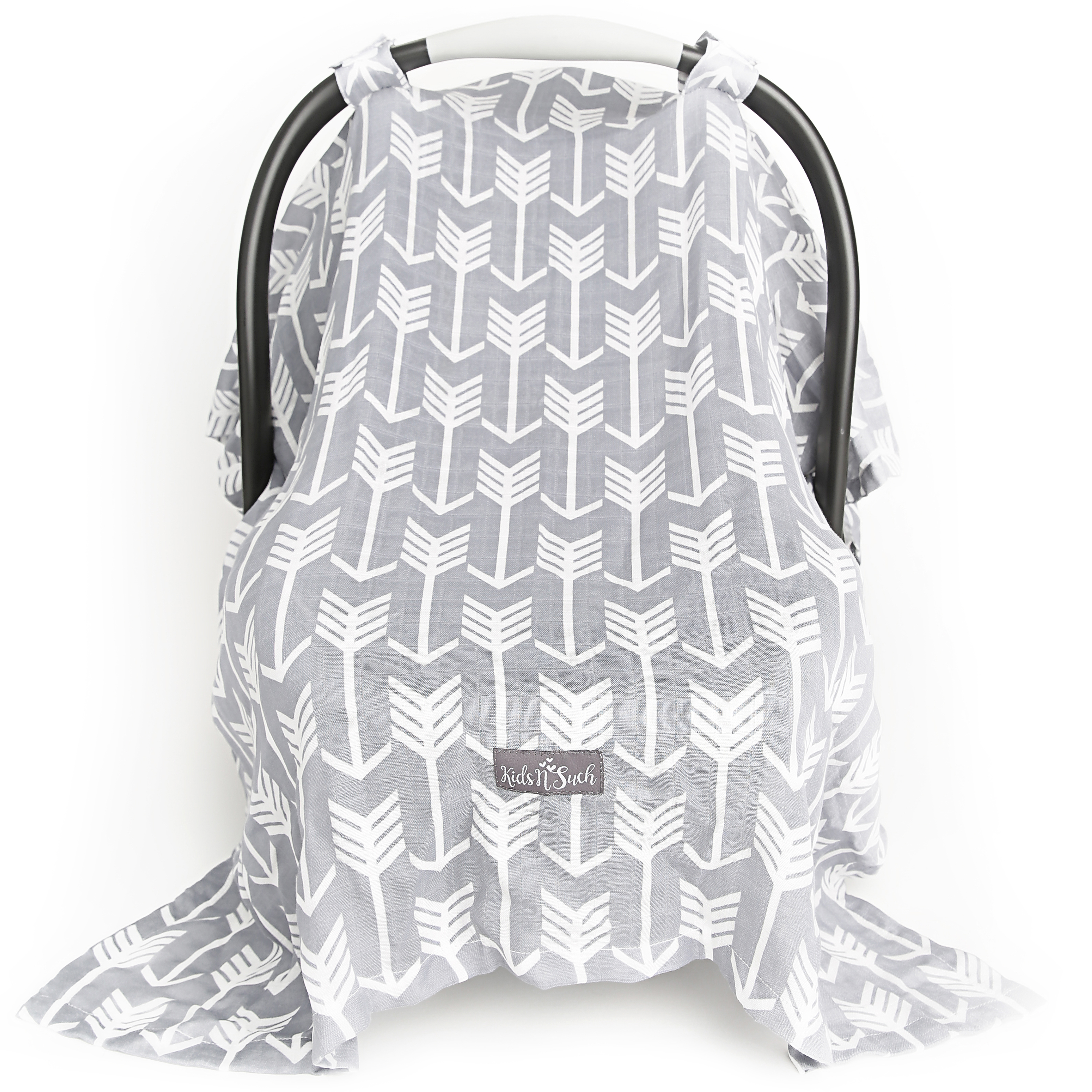 Muslin Carseat Canopy Cover