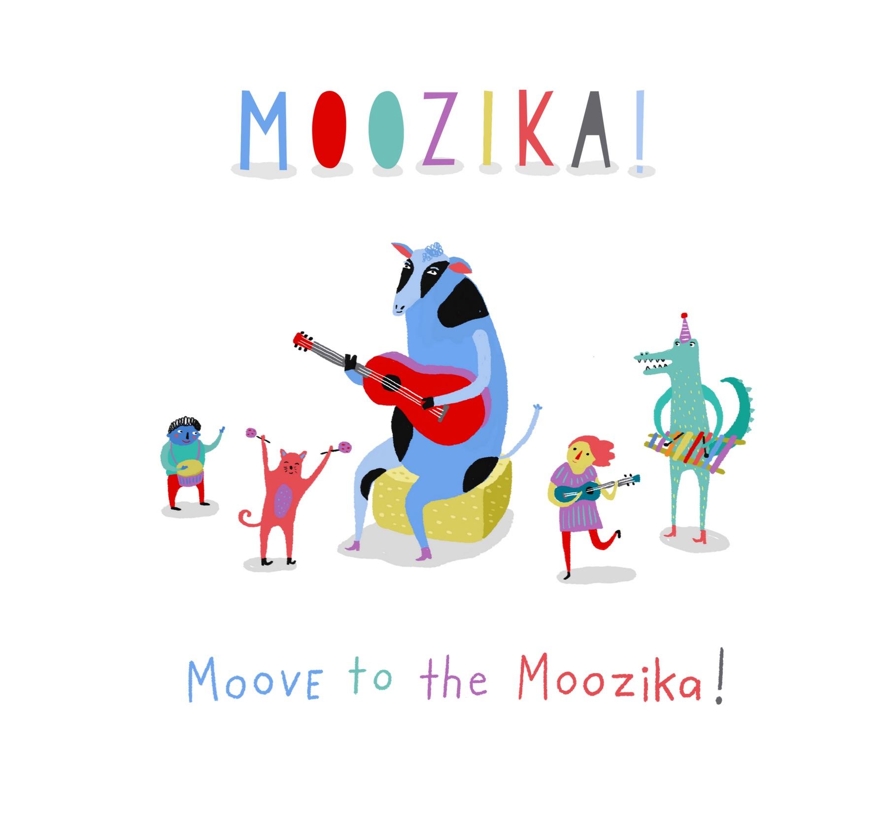 Moove to the Moozika!