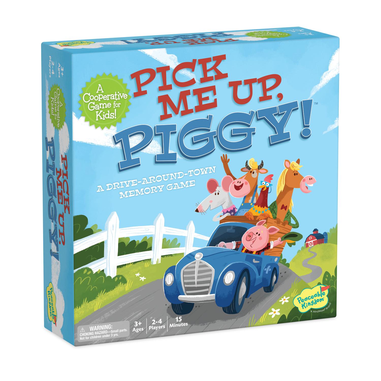 Pick Me Up, Piggy!