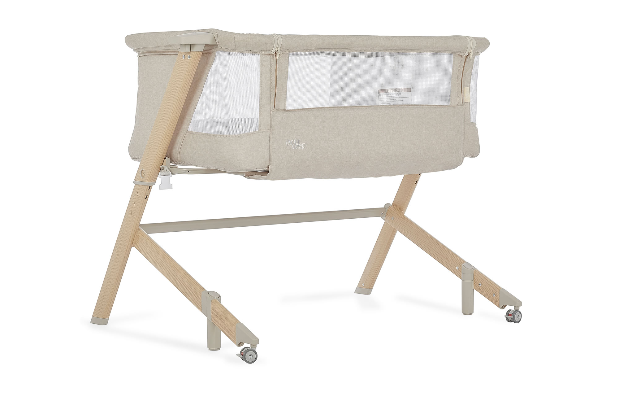 Stellar Bassinet and Bedside Sleeper