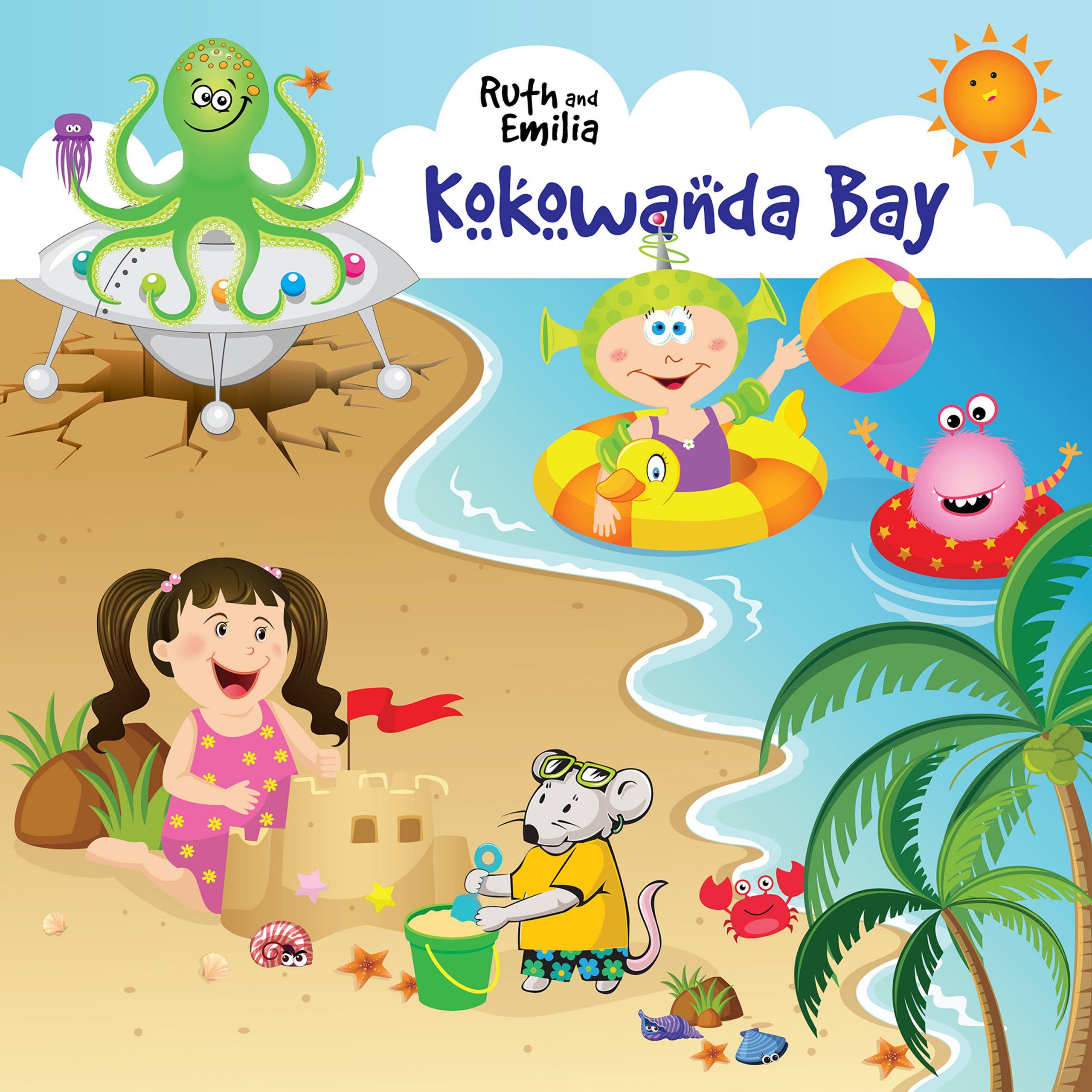 Kokowanda Bay by Ruth and Emilia
