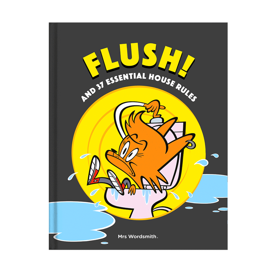 Flush and 37 essential house rules