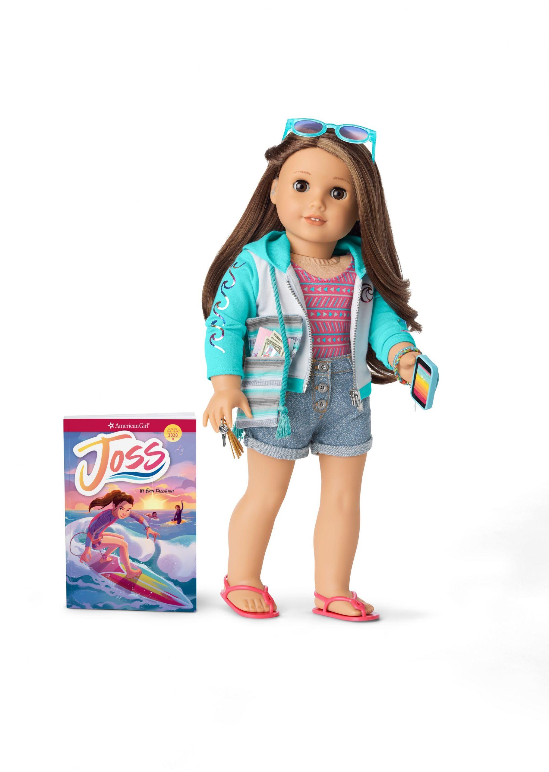 Joss Doll, Book & Accessories
