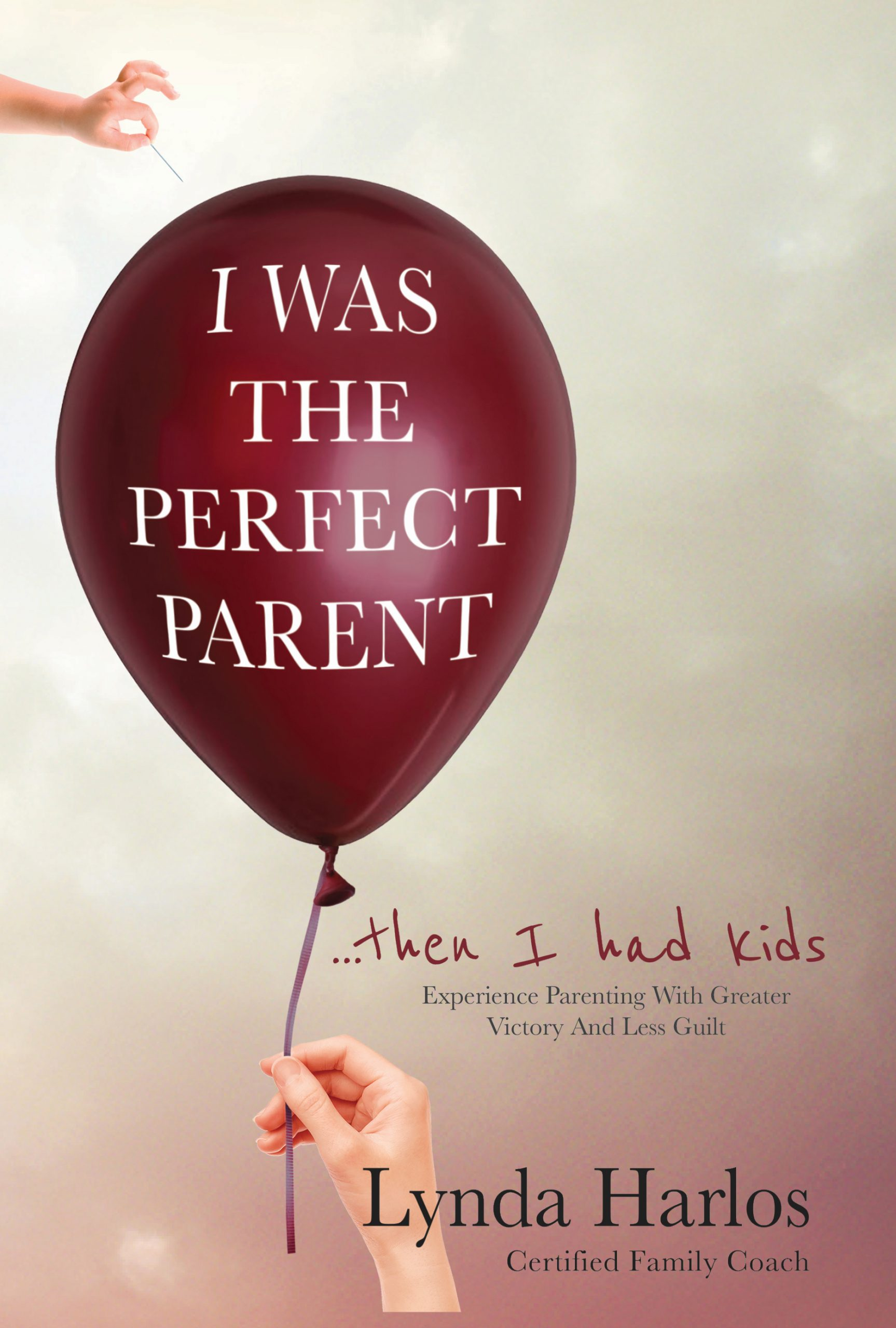 'I was the Perfect Parent…then I had kids'  Parenting Book