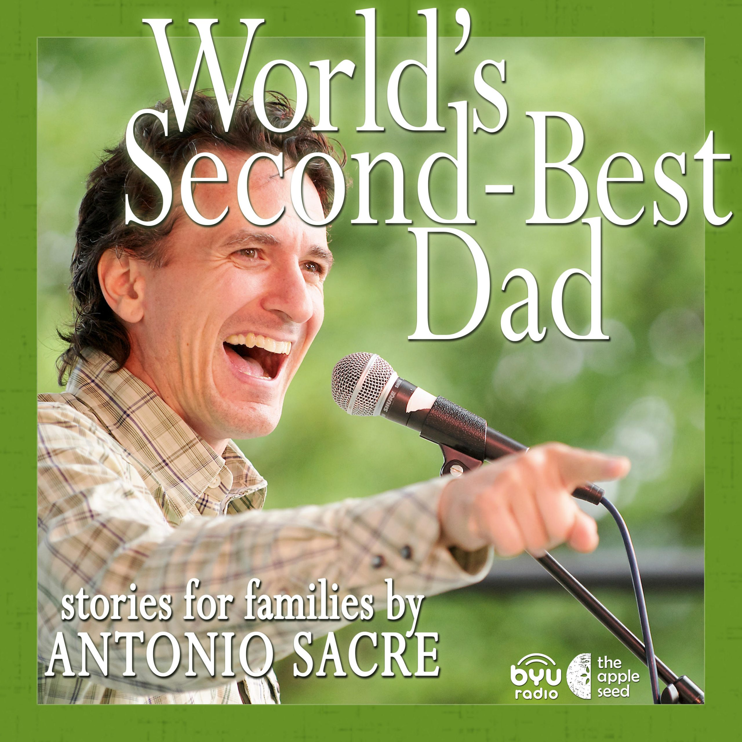 """World's Second-Best Dad"" by Antonio Sacre"