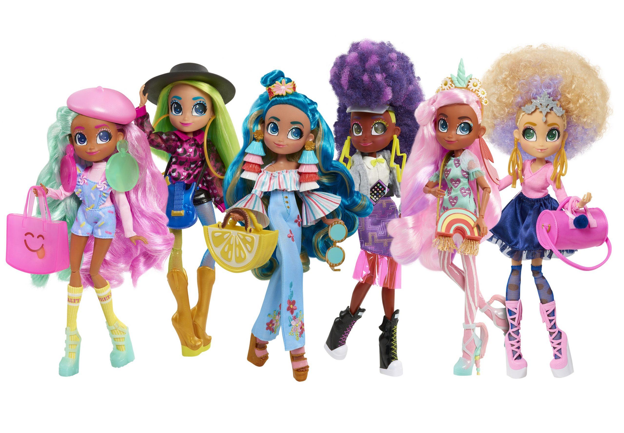 Hairdorables Hairmazing Fashion Dolls