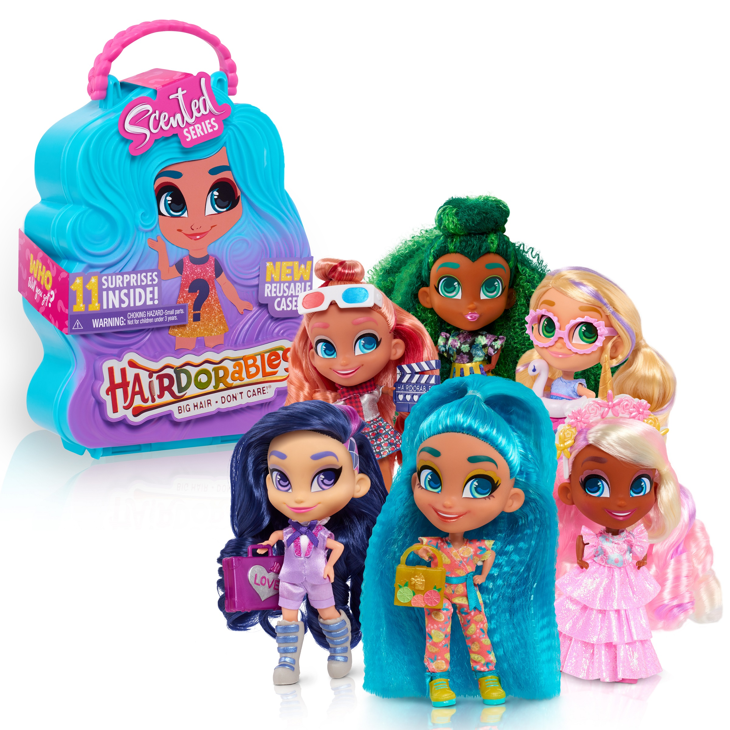 Hairdorables Scented Series 4