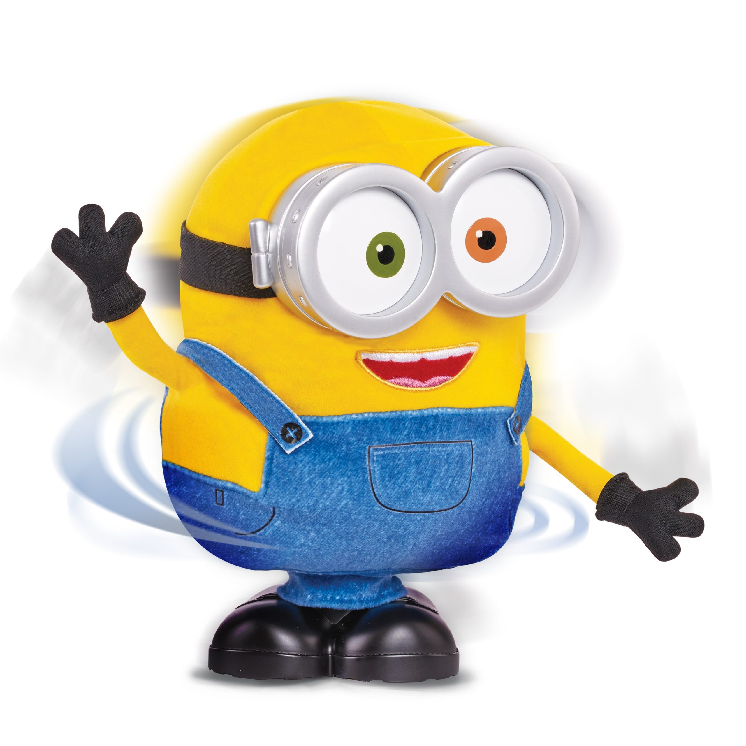 Illumination's Minions: The Rise of Gru Boogie Dancing Bob