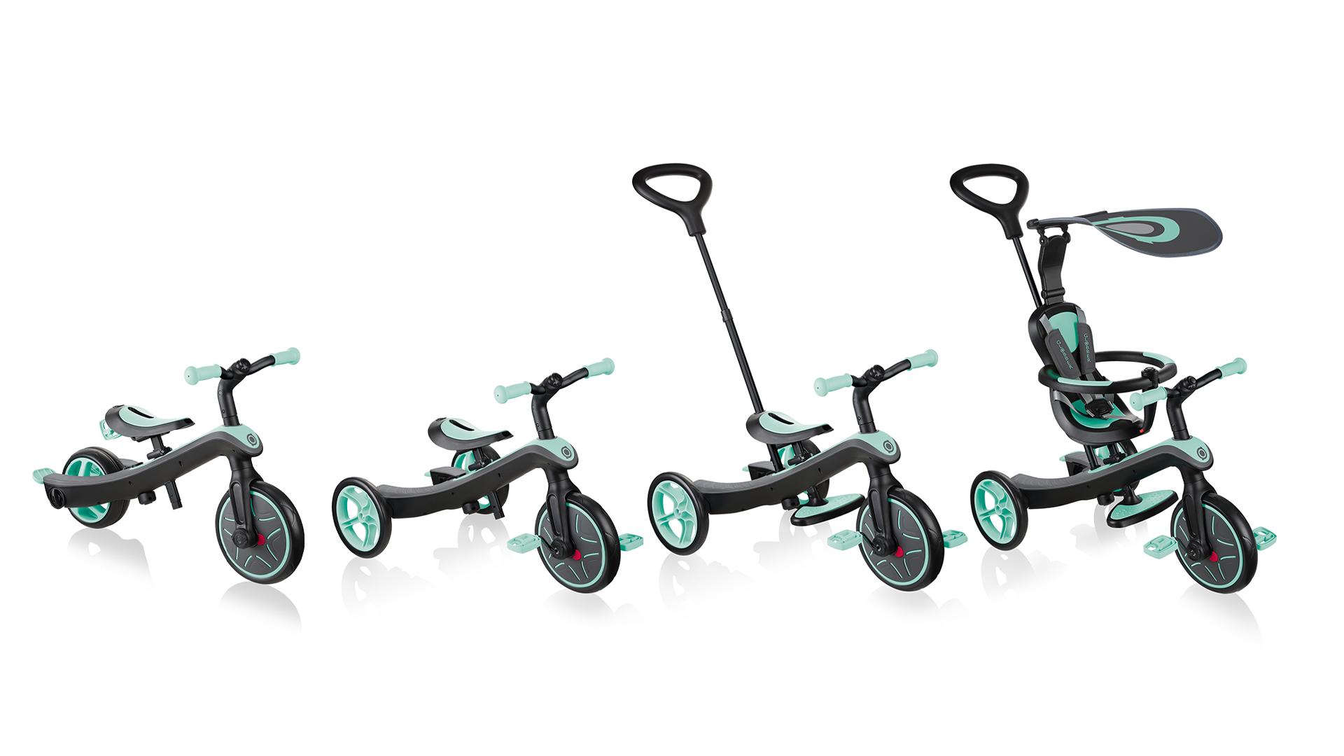 Globber Explorer Trike Series