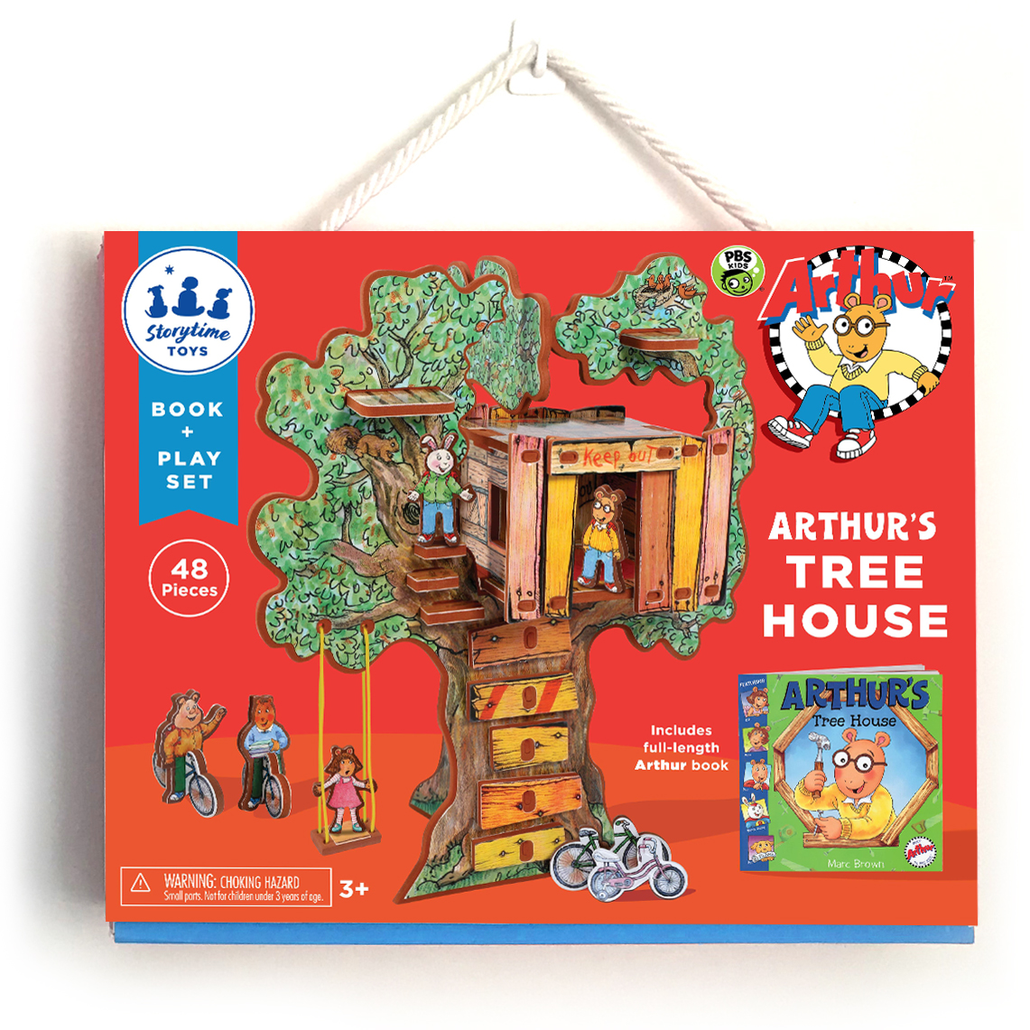 Arthur's Tree House
