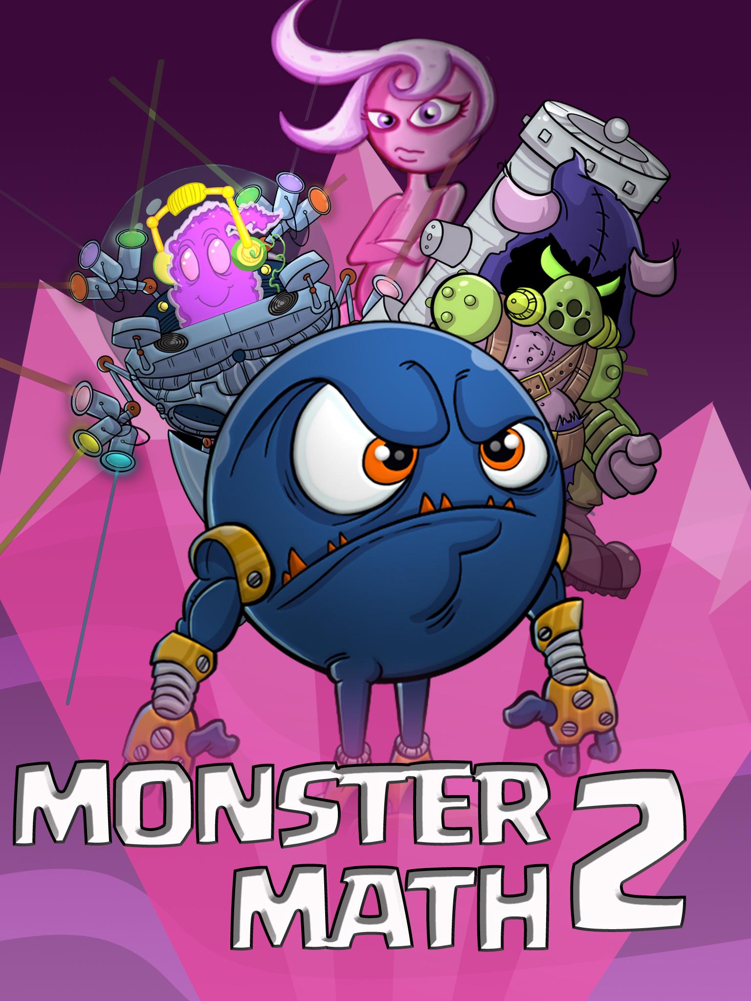 Monster Math Program