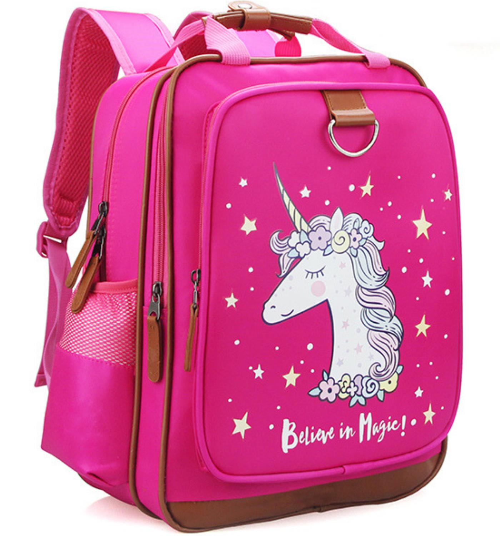 Pink Unicorn Backpack by JOJOOKIDS