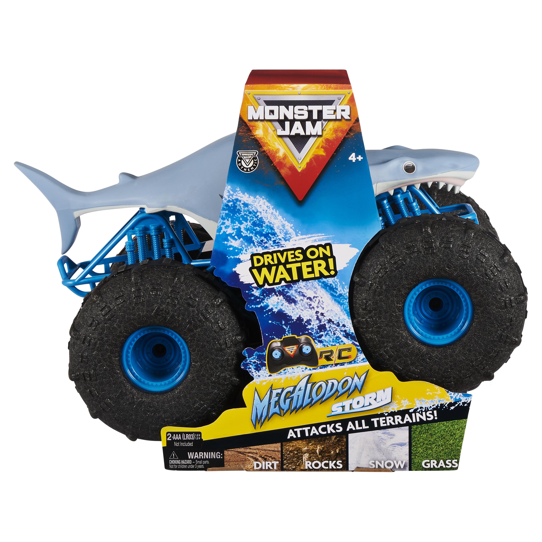 Monster Jam Megalodon Storm