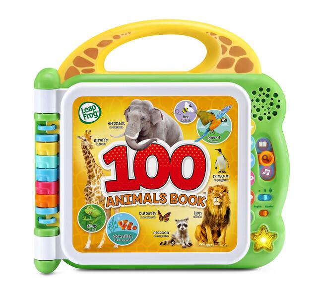 100 Animals Book™