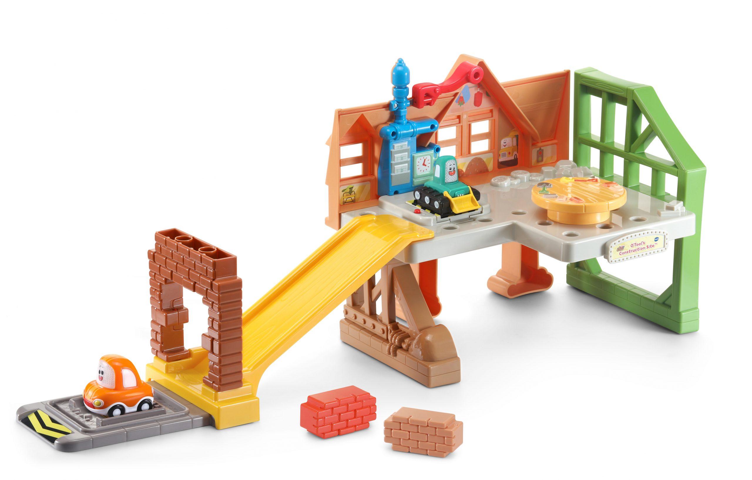 Go! Go! Cory Carson® O'Tool's Construction Site™