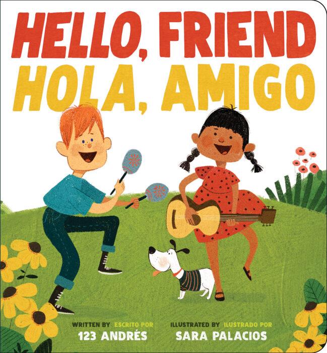 Hello Amigo / Hello Friend