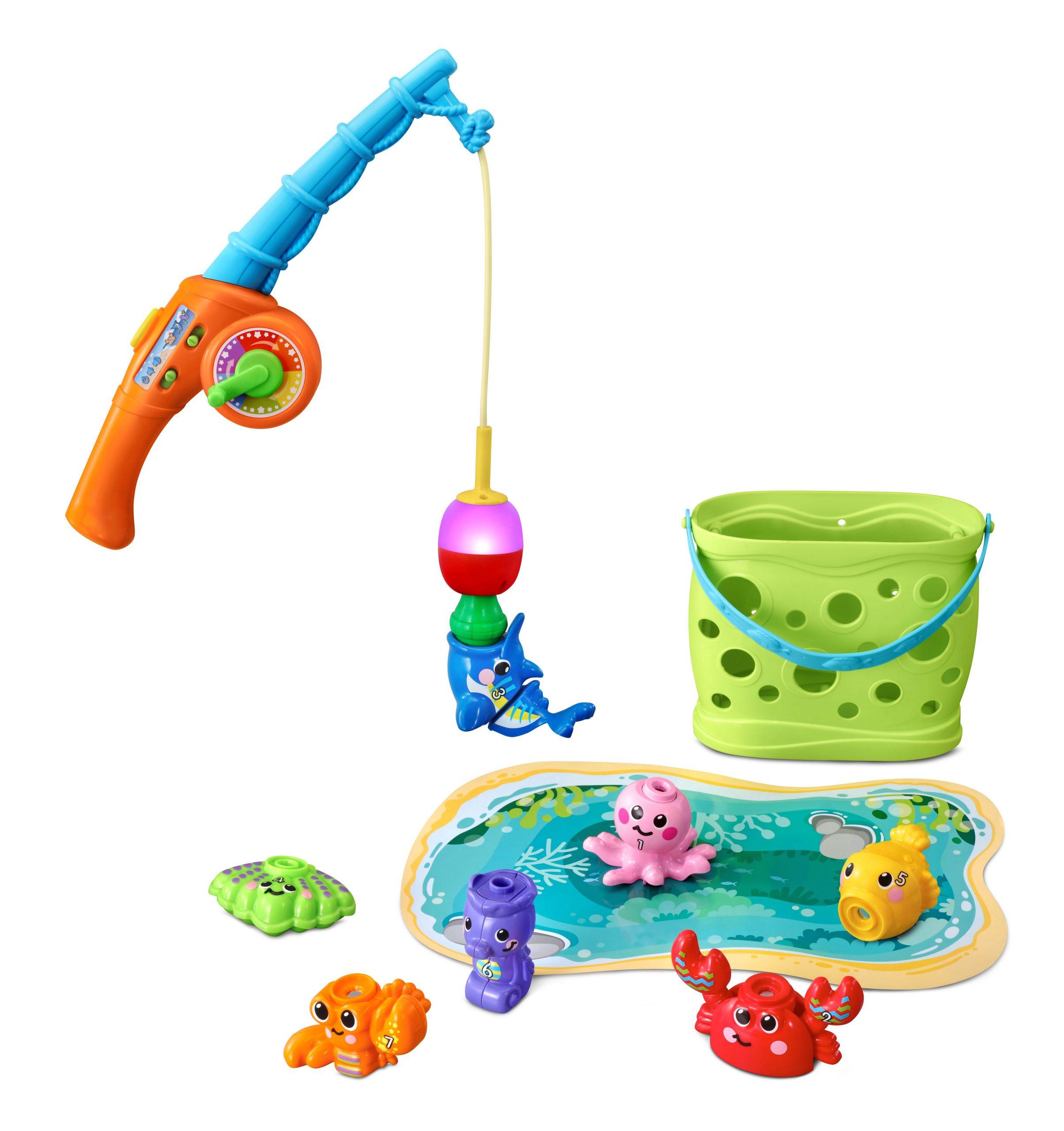 Jiggle & Giggle Fishing Set™