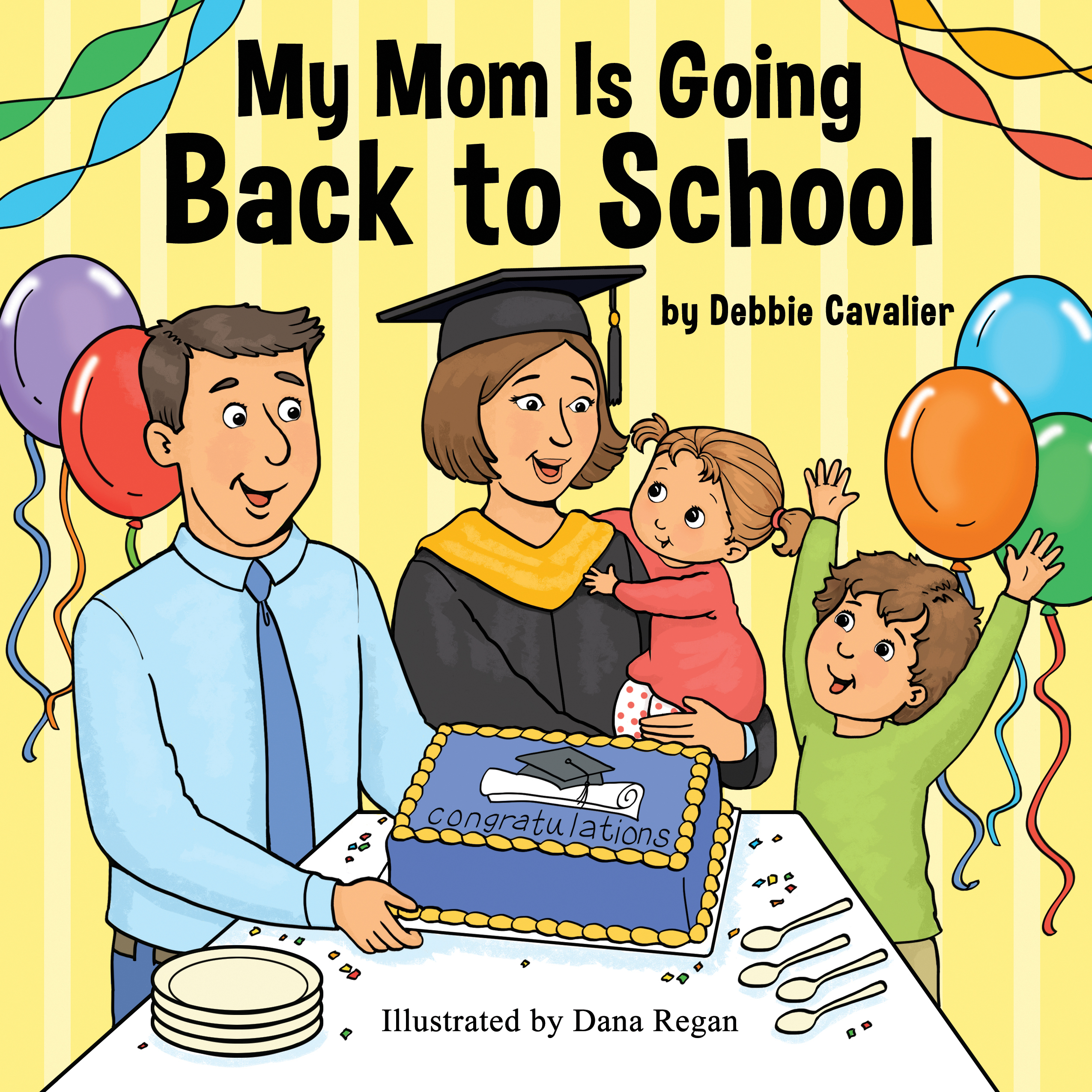 My Mom is Going Back to School