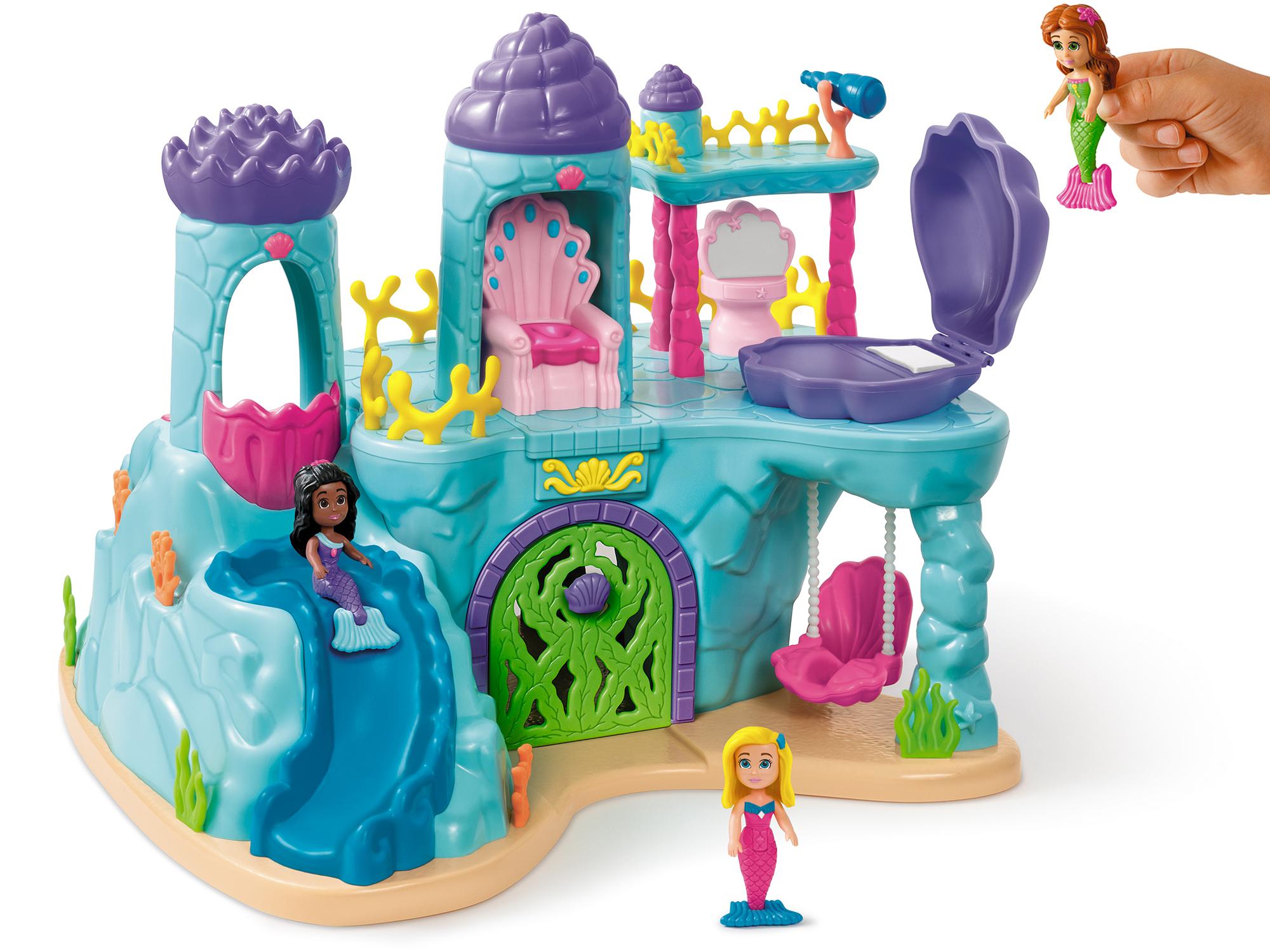 Under-The-Sea Mermaid Palace