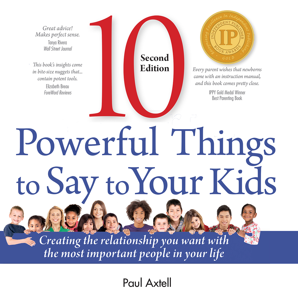 Audiobook : 10 Powerful Things to Say to Your Kids