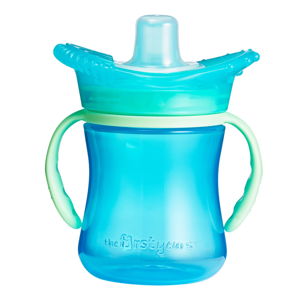 The First Years Teethe Around™ Sensory Trainer Cup
